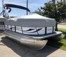 14' Bentley Pontoon